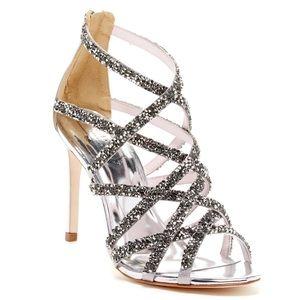 {Ted baker} Dyemond Strappy Heeled Sandal